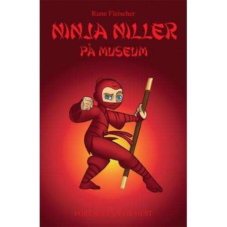 Ninja Niller på museum