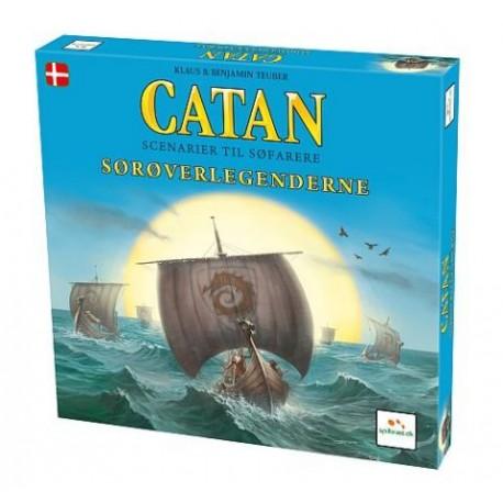 Catan: Søfarer - Sørøverlegenderne
