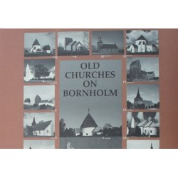 Old churches on Bornholm