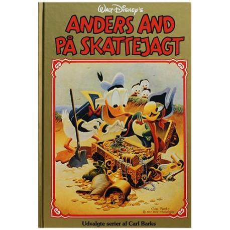 Walt Disney s Anders And - udvalgte serier - Walt Disney s Anders And på skattejagt (1997 (Bind 14))