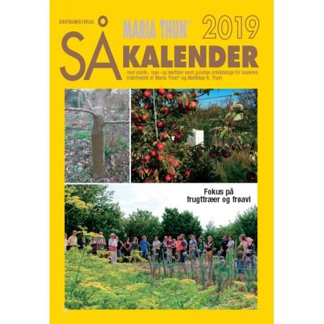 Maria Thuns Såkalender 2019