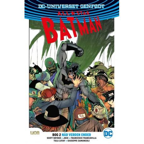 All Star Batman 2: Når verden ender