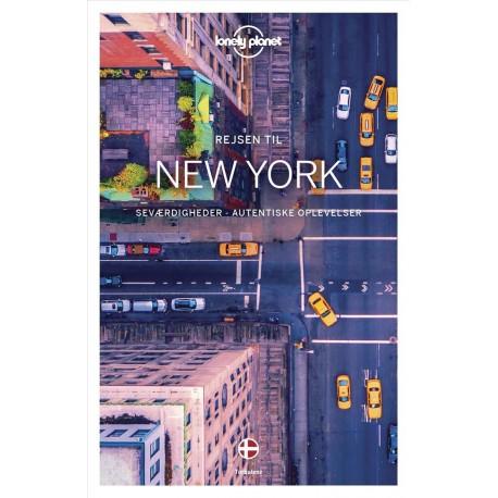 Rejsen til New York (Lonely Planet)