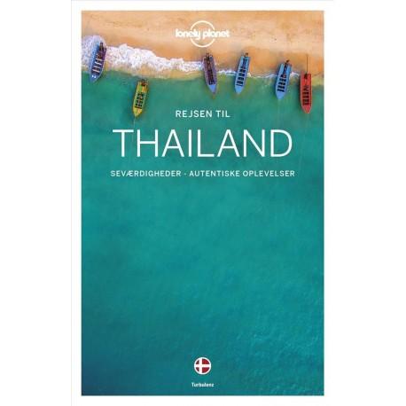 Rejsen til Thailand (Lonely Planet)