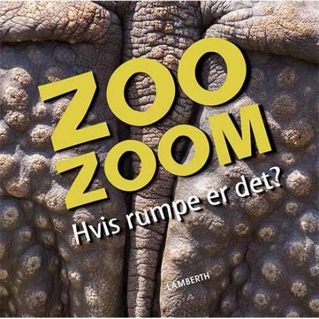 Zoo-Zoom - Hvis rumpe er det?