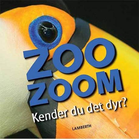 Zoo-Zoom - Kender du det dyr?