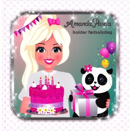 AmandaPanda holder fødselsdag