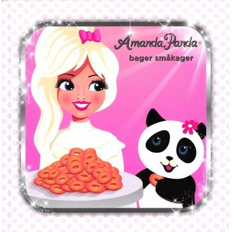 AmandaPanda bager småkager