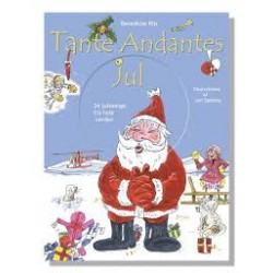 Tante Andantes jul: 24 julesange fra hele verden