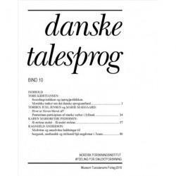 Danske talesprog (Bind 10)