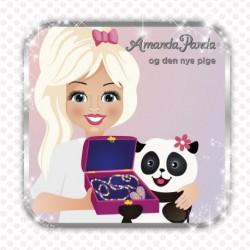 AmandaPanda og den nye pige