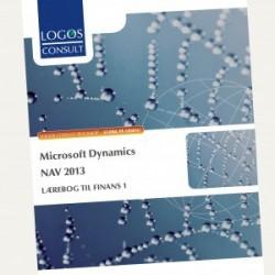 Microsoft Dynamics NAV 2013 - Lærebog i Finans 1: Navision 2013 - Lærebog i Finans 1 (Bind 1)