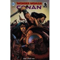 Wonder woman, Conan