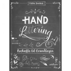 Hand Lettering Øvehæftet til Grundbogen