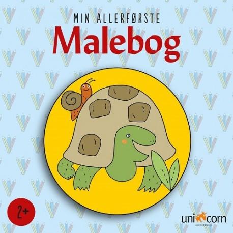 Min allerførste Malebog