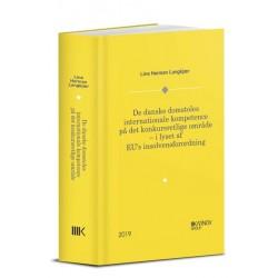 De danske domstoles internationale kompetence på det konkursretlige område