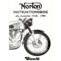 Norton - instruktionsbog: alle modeller efter 1928