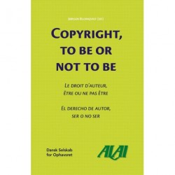 Copyright, to be or not to be