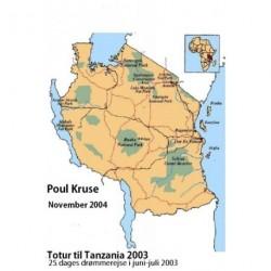 Totur til Tanzania 2003