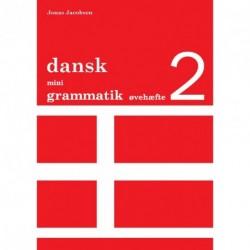 Dansk mini grammatik, Øvehæfte 2