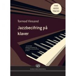 Jazzbecifring på klaver: En metodisk indføring i forståelsen og anvendelsen af jazzbecifring på klaver