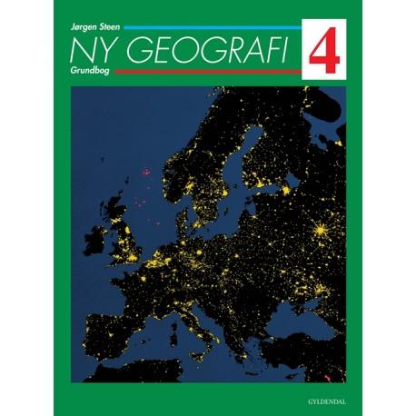 Ny Geografi 4: grundbog