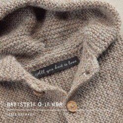 All you knit is love: babystrik 0-18 mdr.