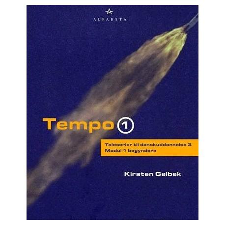 Tempo 1, Grundbog: taleserier til danskuddannelse 3