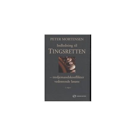 Indledning til tingsretten: tredjemandskonflikter vedrørende løsøre