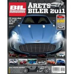 Årets Biler 2011