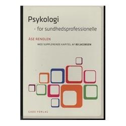 Psykologi for sundhedsprofessionelle