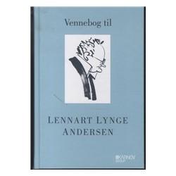 Vennebog til Lennart Lynge Andersen