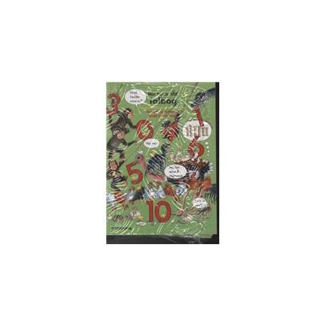 Min første lille talbog: Mini billedbøger. 1 pakke - 6 stk. af samme titel