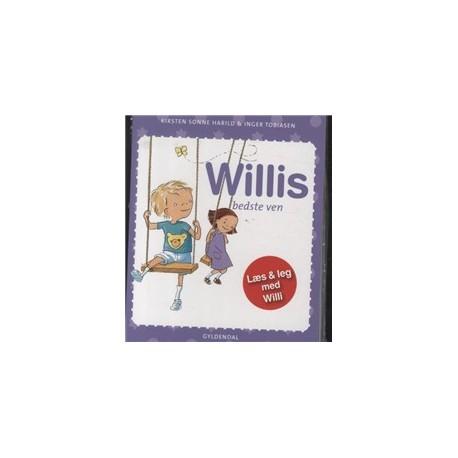 Willis bedste ven: Mini billedbøger. 1 pakke - 6 stk. af samme titel