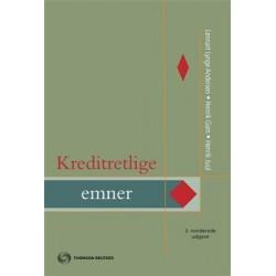 Kreditretlige emner: Se ISBN 978-87-619-3621-9