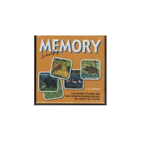 Scherfig memory