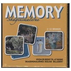 Skagensmalere memory