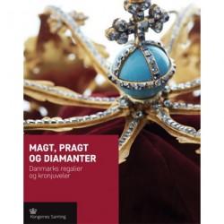 Magt, pragt og diamanter: Danmarks regalier og kronjuveler