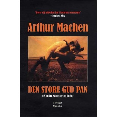 Den Store Gud Pan: Fantasy noveller, mysterie