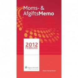 Moms & AfgiftsMemo (Februar 2012)