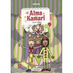 Alma og Kamari og et cirkus