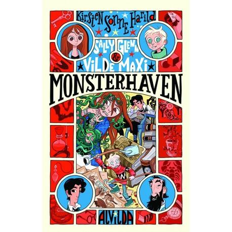 Sally, Glenn og vilde Maxi 3: Monsterhaven