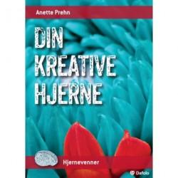 Din kreative hjerne (Pakke med 10 stk.)