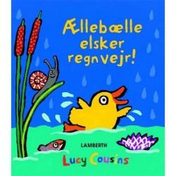 Ællebælle elsker regnvejr!