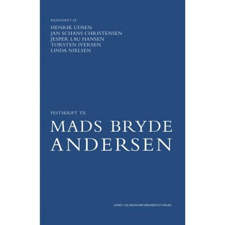 Festskrift til Mads Bryde Andersen