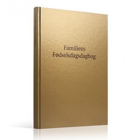 Familiens Fødselsdagsdagbog