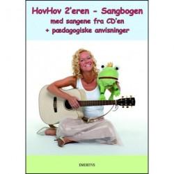 HovHov 2eren - Sangbogen: Nodehæfte til CD'en HovHov 2'eren