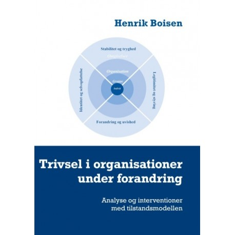Trivsel i organisationer under forandring: Analyse og interventioner med tilstandsmodellen