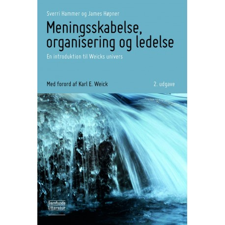 Meningsskabelse, organisering og ledelse: en introduktion til Weicks univers