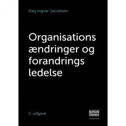 Organisationsændringer og forandringsledelse